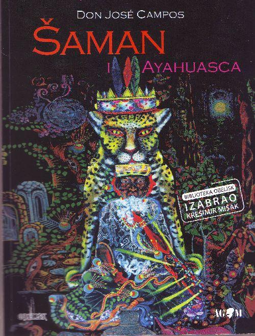 Šaman i ayahuasca