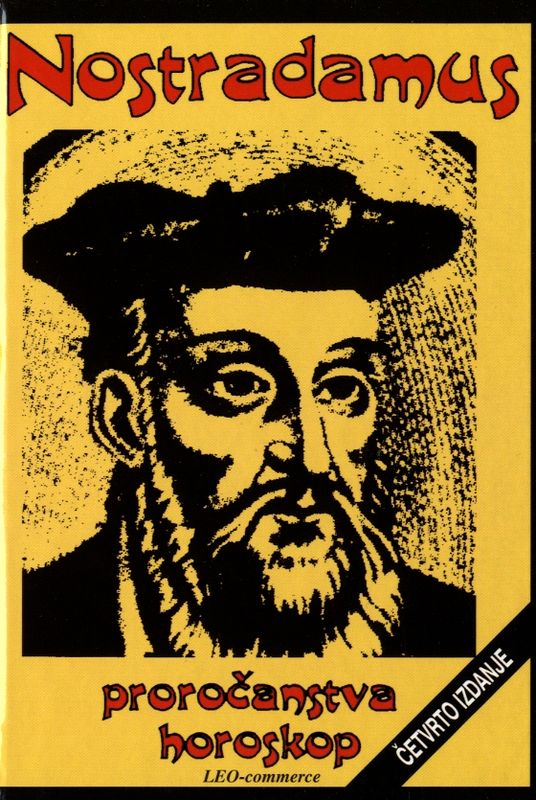 Nostradamus - proročanstva,horoskop