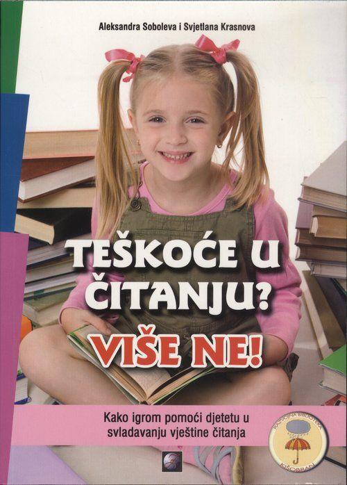 Teškoće u čitanju? Više ne!