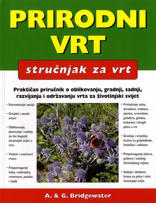 Prirodni vrt - stručnjak za vrt