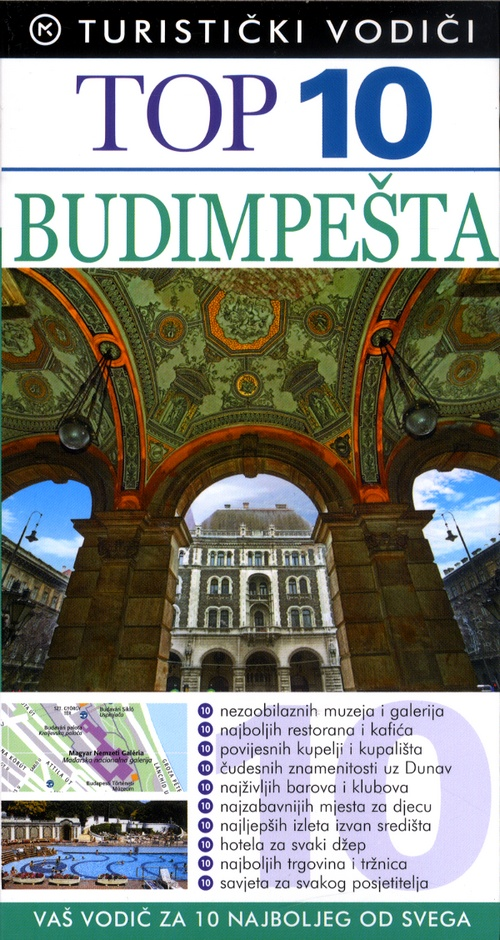 Top 10 Budimpešta