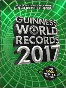 Guinnessova knjiga rekorda 2017