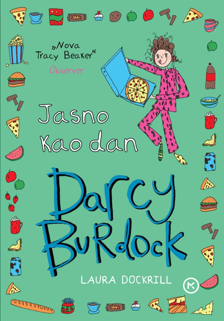 Darcy Burdock - Jasno kao dan