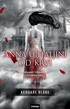 Anna u haljini od krvi