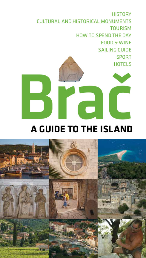 Brač - A Guide To the Island