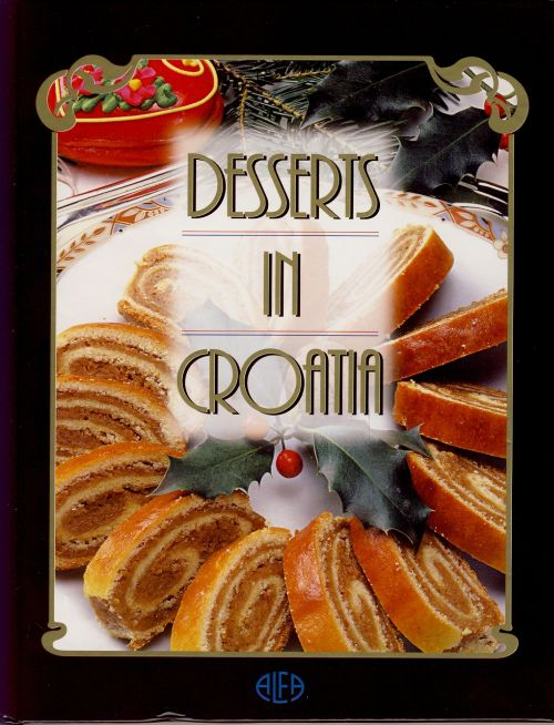Desserts in Croatia