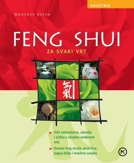 Feng shui za svaki vrt