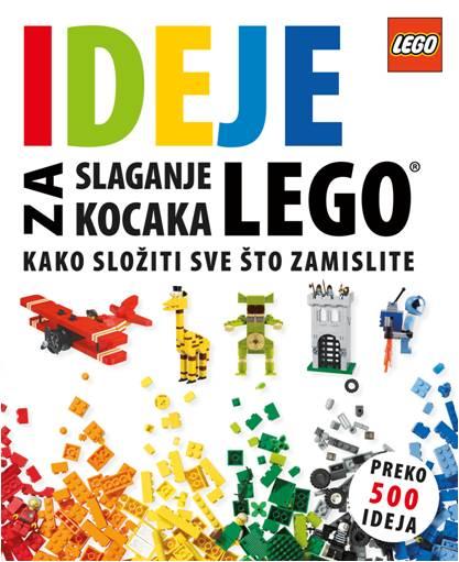 Ideje za slaganje LEGO kocaka