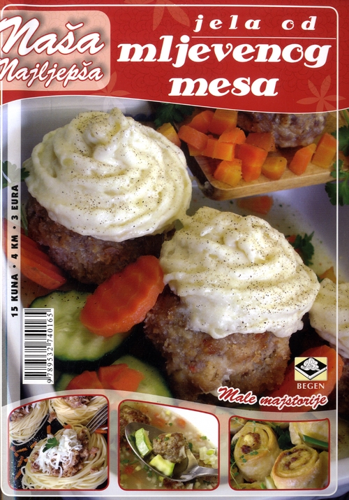 Naša najljepša jela od mljevenog mesa