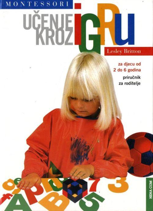 Montessori učenje kroz igru