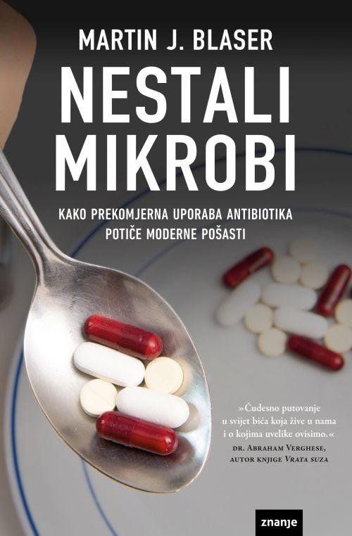 Nestali mikrobi