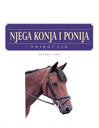 Njega konja i ponija - priručnik