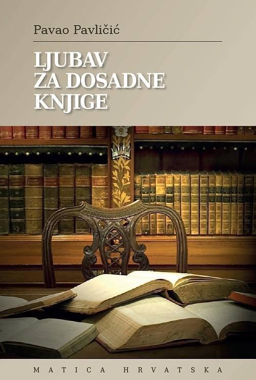 Ljubav za dosadne knjige