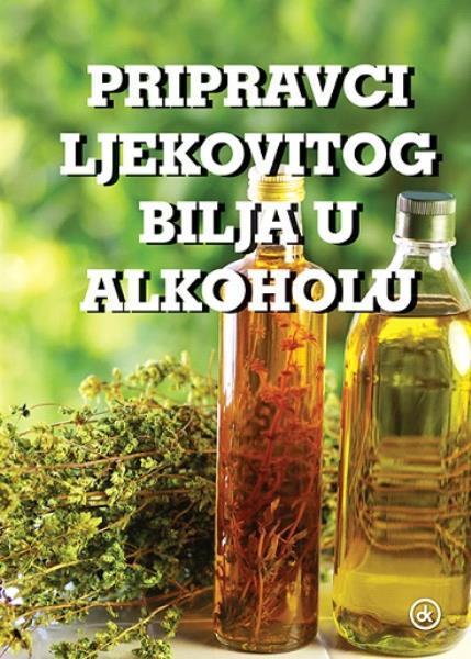 Pripravci ljekovitog bilja u alkoholu