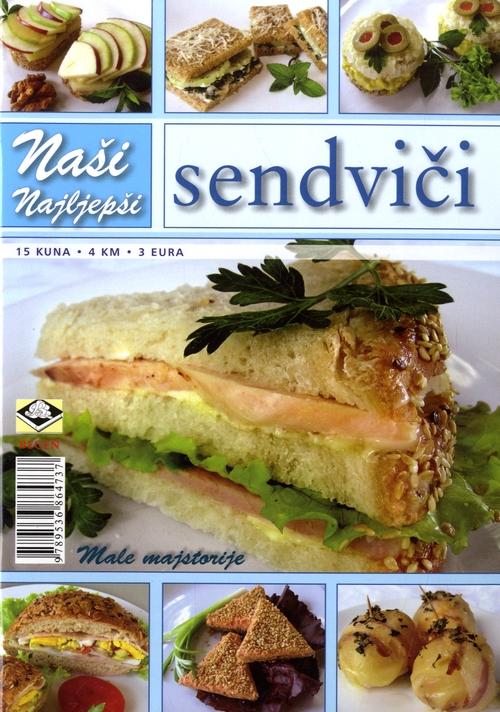 Naši najljepši sendviči