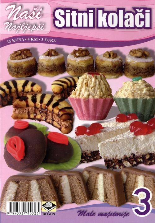 Naši najljepši sitni kolači 3
