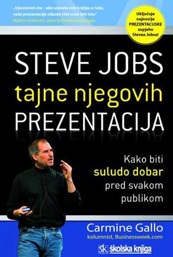 Steve Jobs - tajne njegovih prezentacija