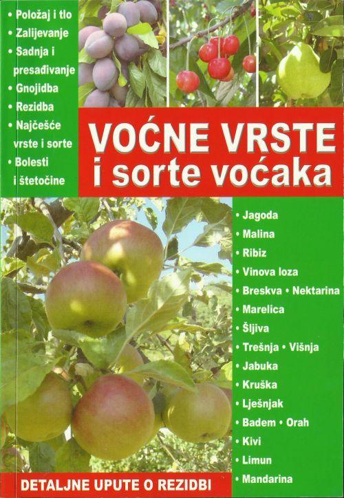 Voćne vrste i sorte voćaka