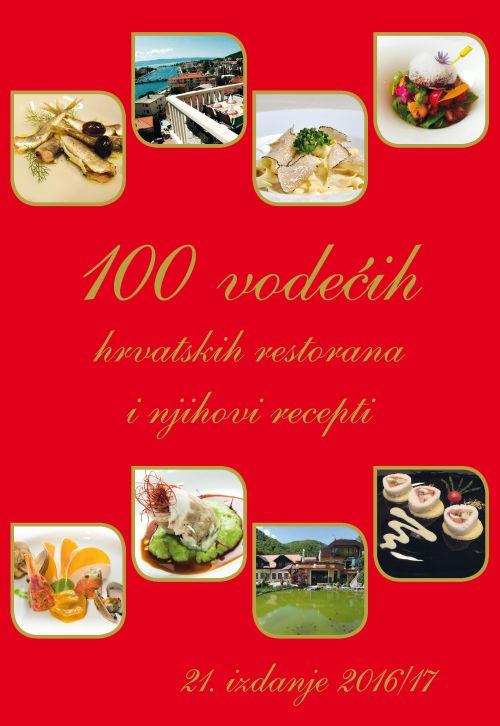 100 vodećih hrvatskih restorana i njihovi recepti
