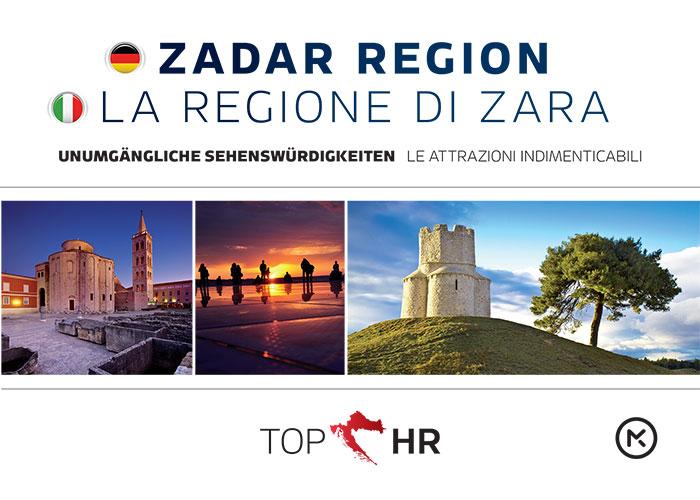 TOP HR - Zadar Region - Unumgängliche Sehenswürdigkeiten