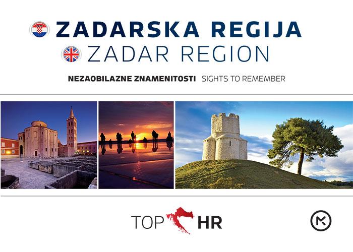 TOP HR - Zadarska regija - Nezaobilazne znamenitosti