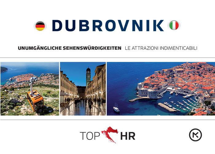 TOP HR - Dubrovnik - Unumgängliche Sehenswürdigkeiten