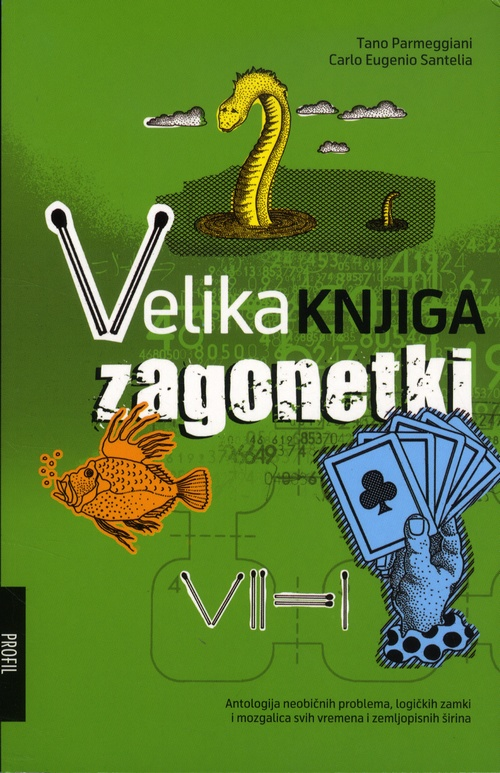 Velika knjiga zagonetki