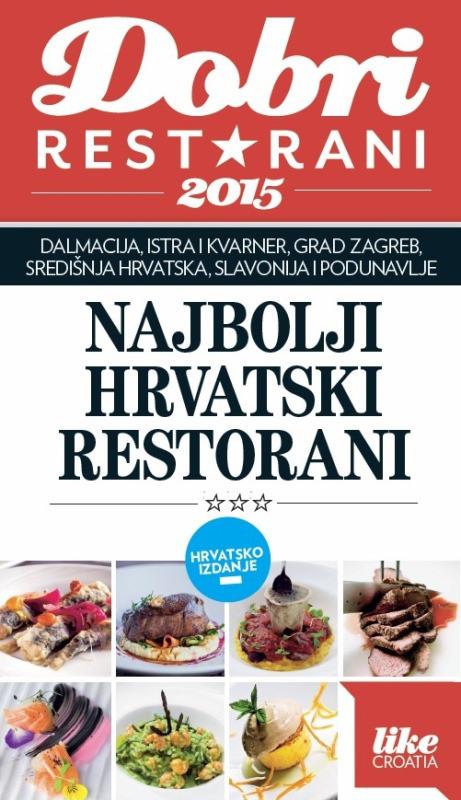 Dobri restorani 2015.