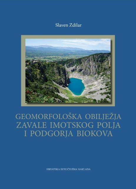 Geomorfološka obilježja zavale Imotskog polja i Podgorja Biokova