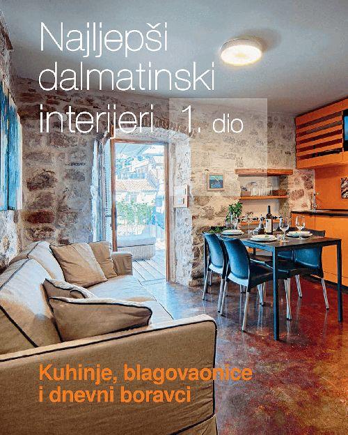 Najljepši dalmatinski interijeri 1. dio