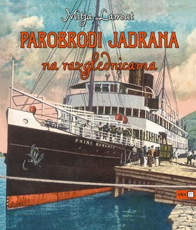 Parobrodi Jadrana na razglednicama