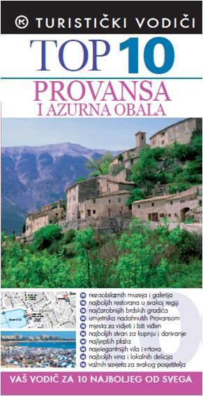 Top 10 - Provansa i Azurna obala