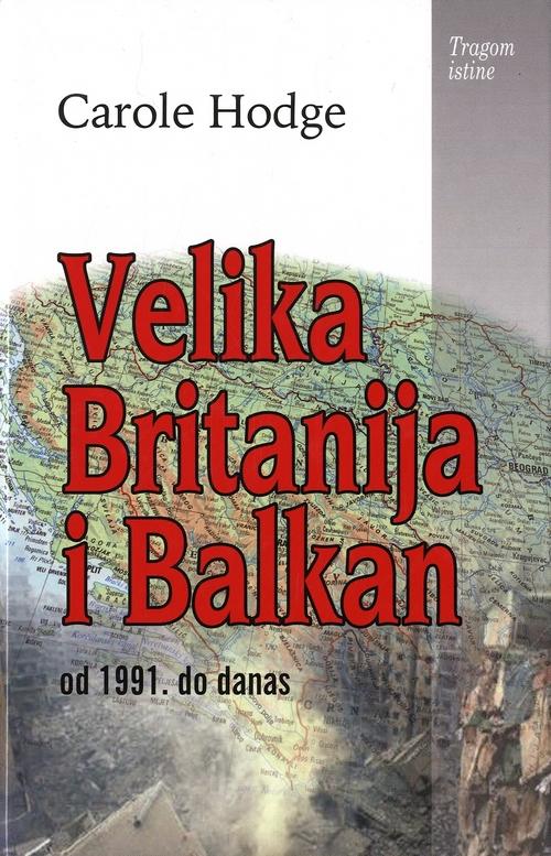 Velika Britanija i Balkan od 1991. do danas
